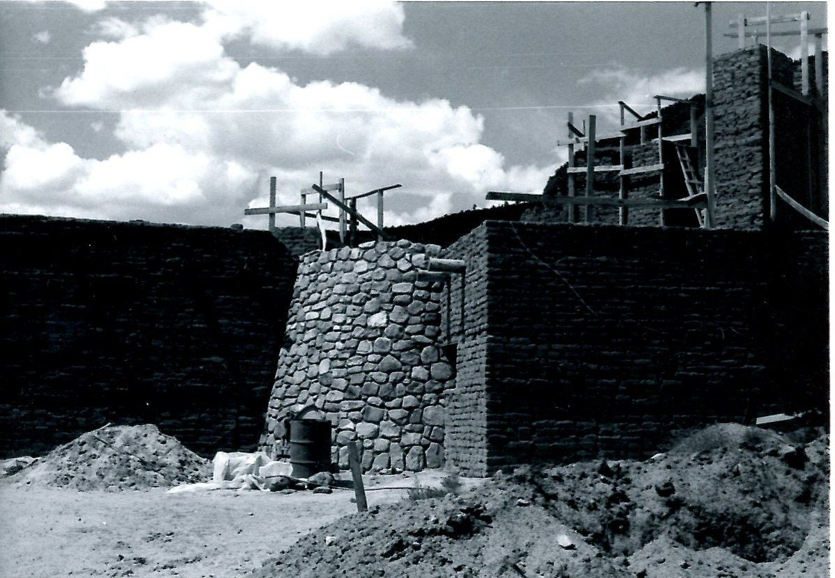Church constructon