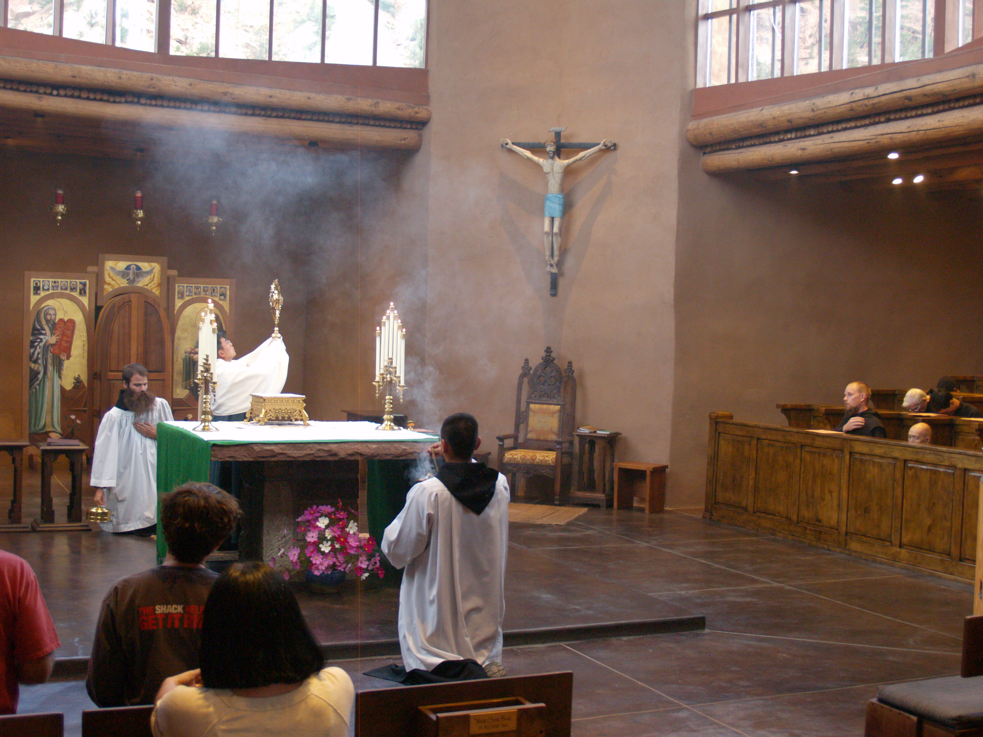 Mass Intentions - Benedictine Abbey of Christ in the Desert