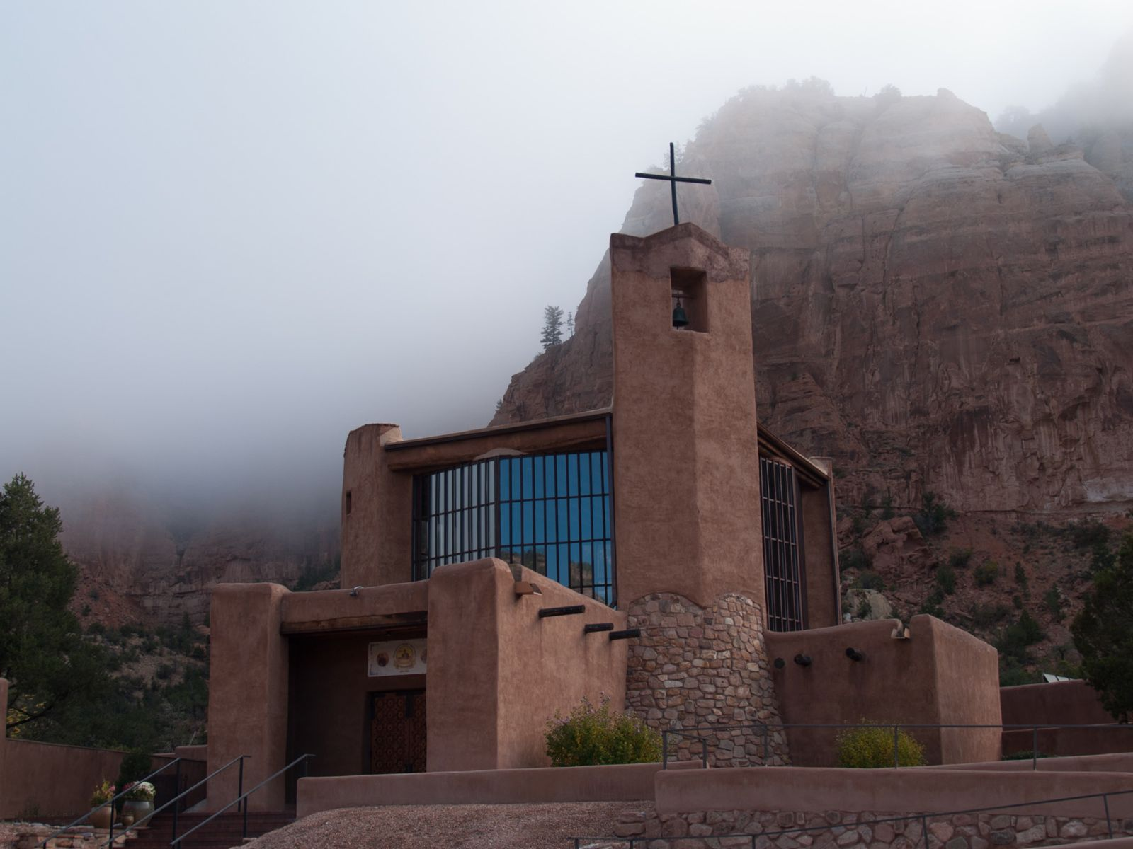 Image result for Monastery of Christ in the Desert, photos