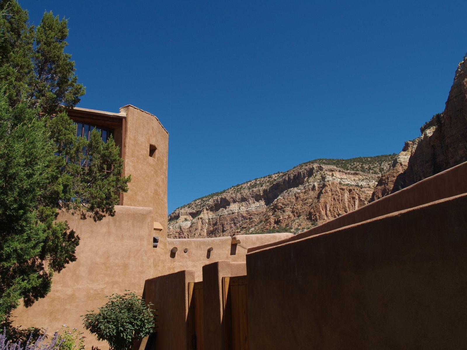View of Enclosure