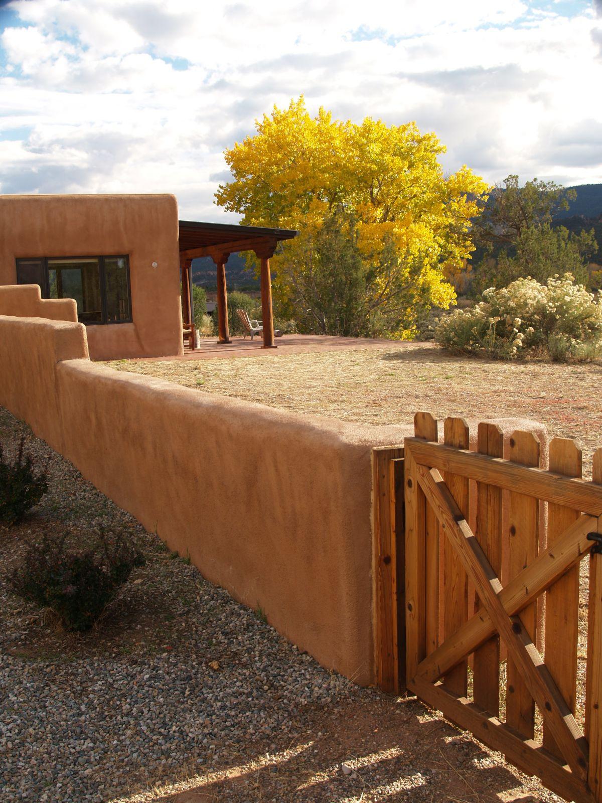 Guesthouse private garden