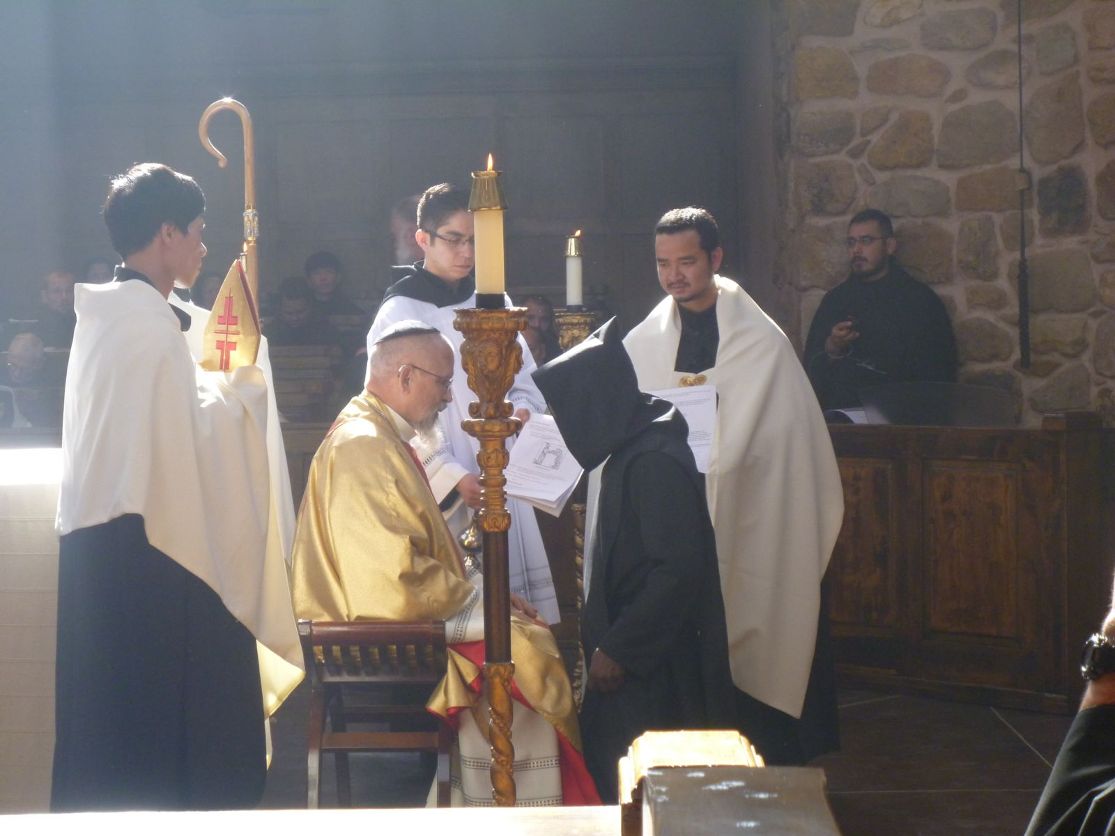 Profession of Simple Vows.