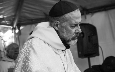 Abbatial Blessing of Abbot Christian Leisy, OSB on the Solemnity of the Annunciation of the Lord